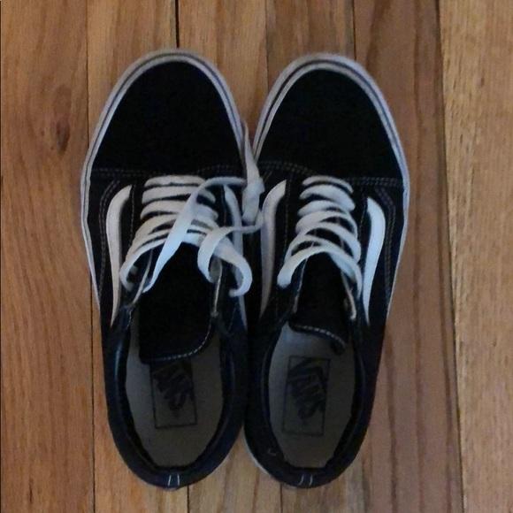 Vans Shoes - Old school van sneakers 8c6509c72